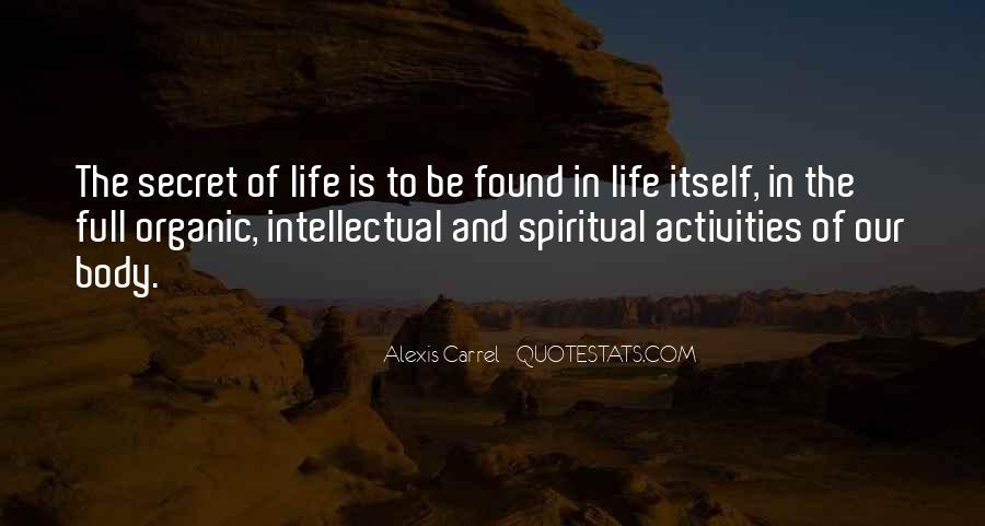 Carrel Quotes #1783742