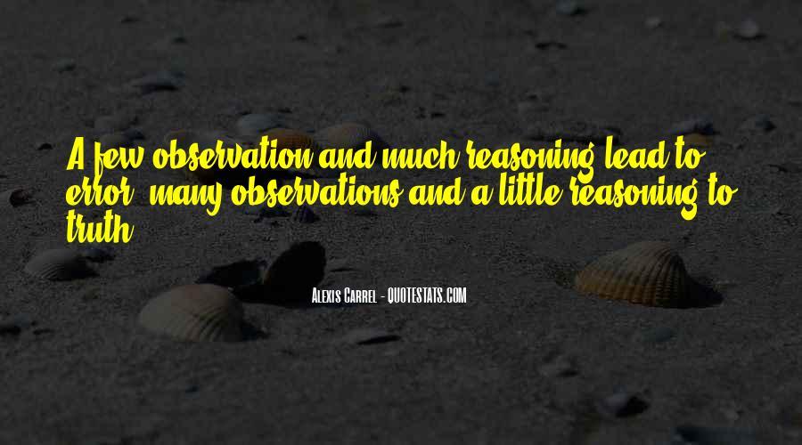 Carrel Quotes #265579