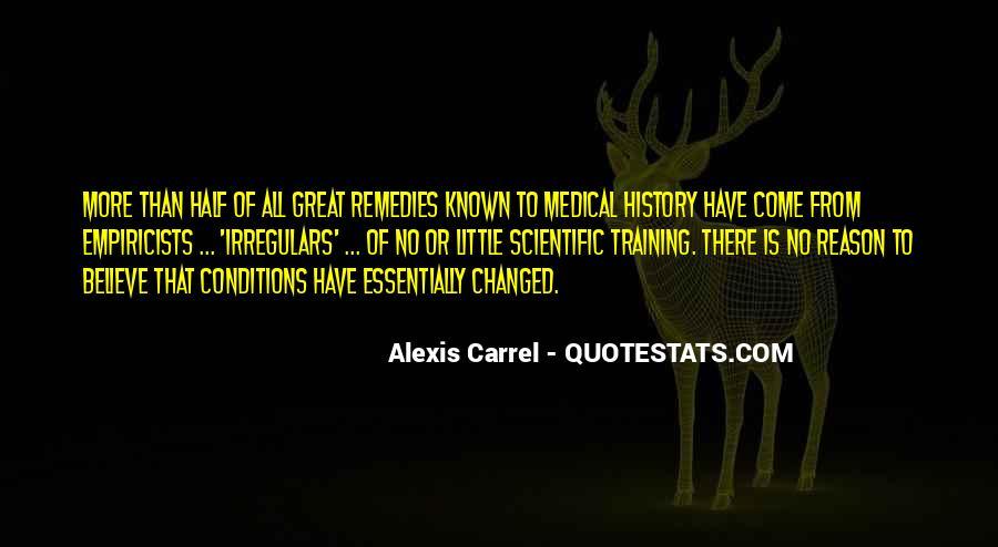 Carrel Quotes #296773