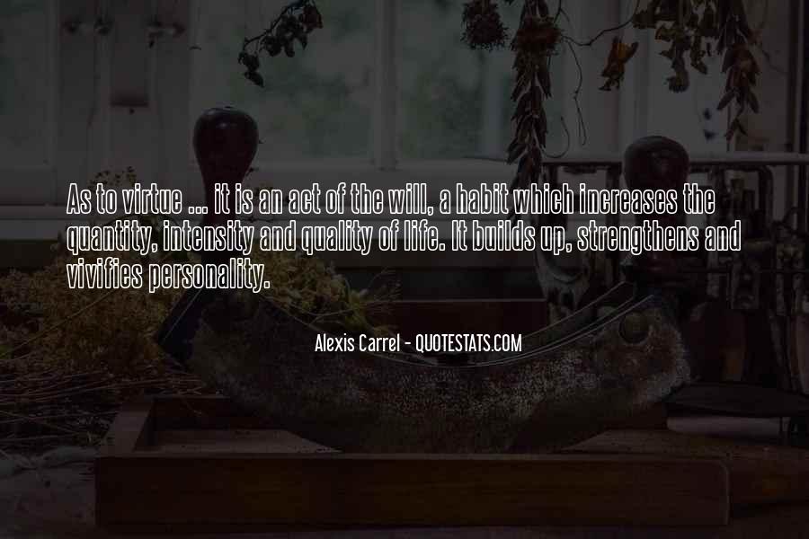 Carrel Quotes #29836