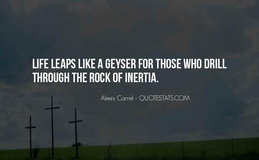 Carrel Quotes #30684
