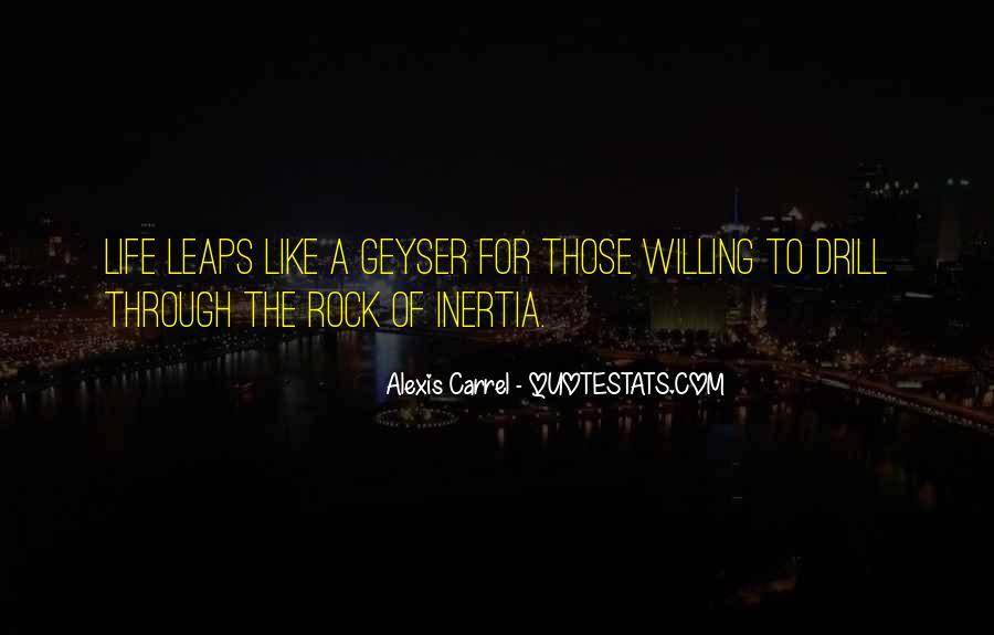 Carrel Quotes #31009