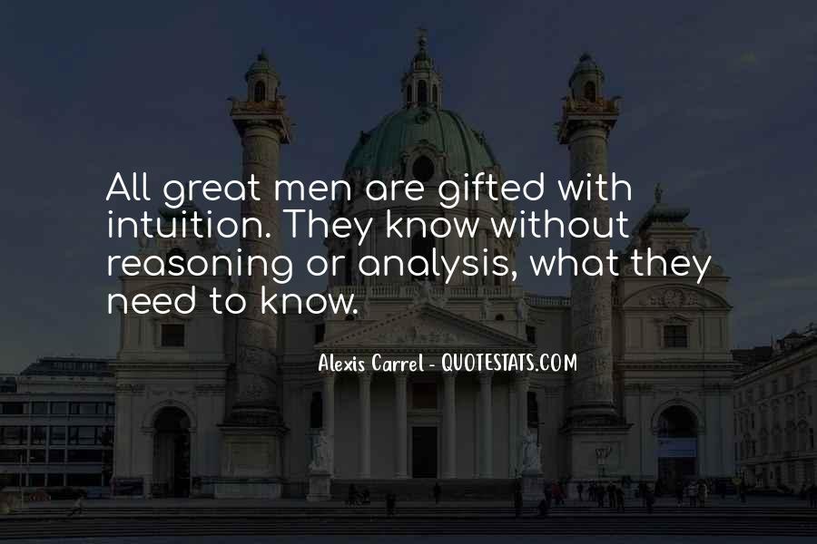 Carrel Quotes #332516