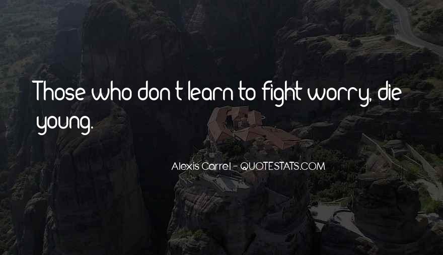 Carrel Quotes #472860