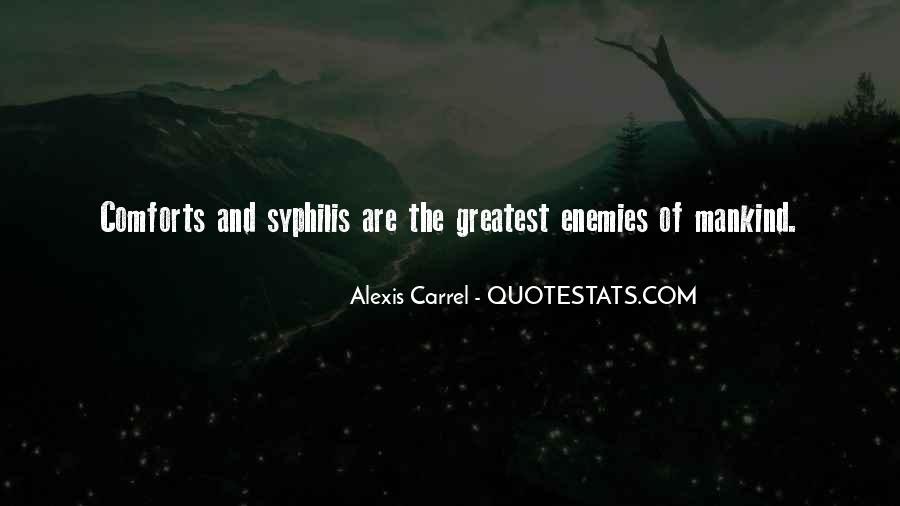 Carrel Quotes #502078