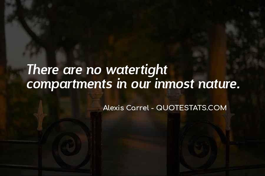Carrel Quotes #562670