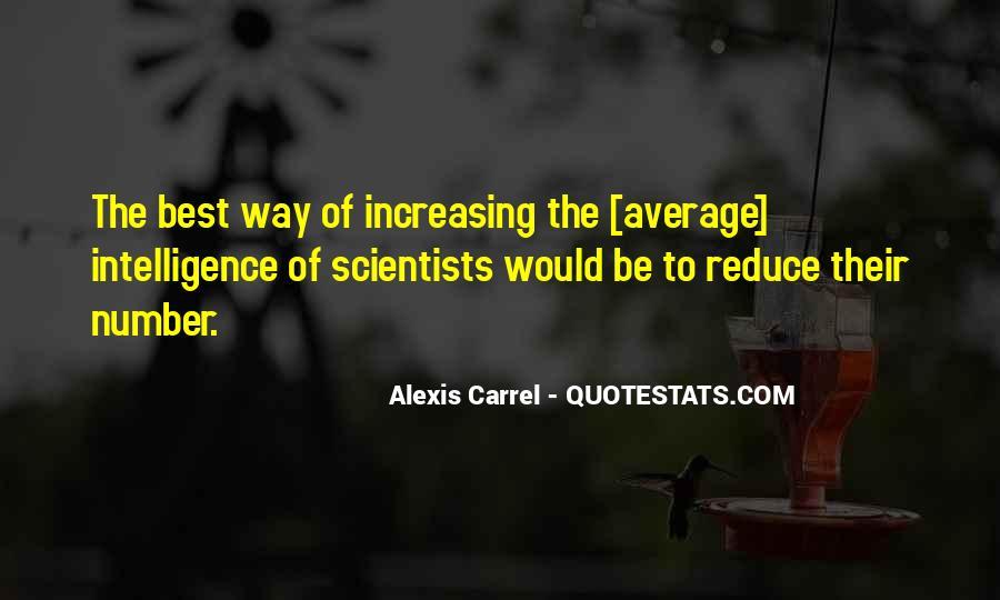 Carrel Quotes #686233