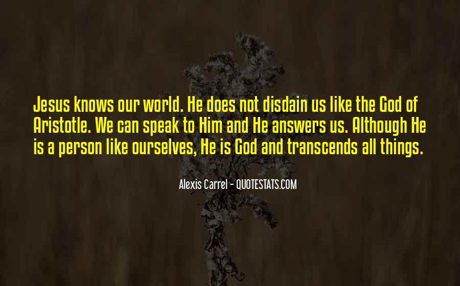 Carrel Quotes #736185