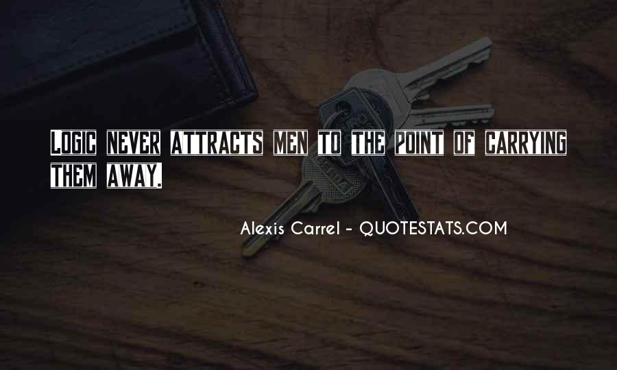 Carrel Quotes #759980