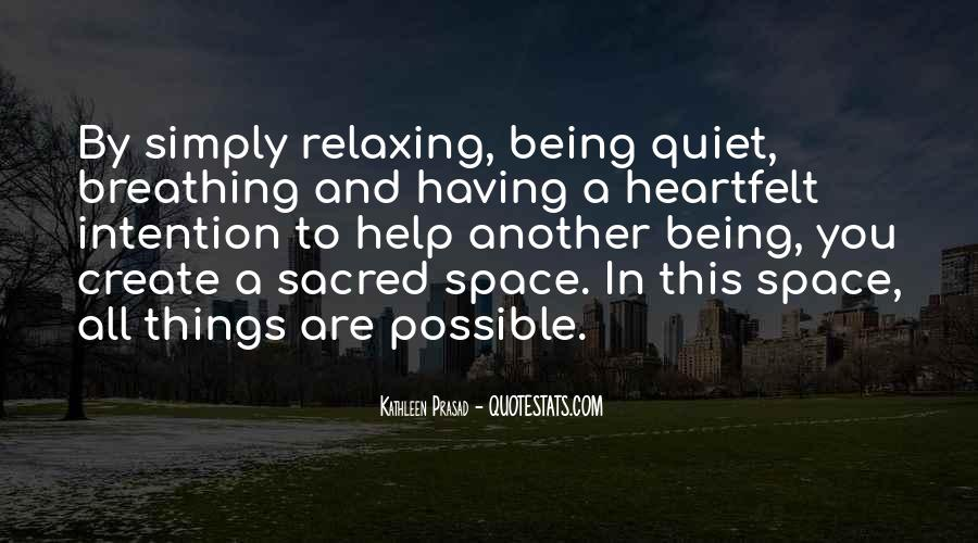 Quotes About Breathing In #198831