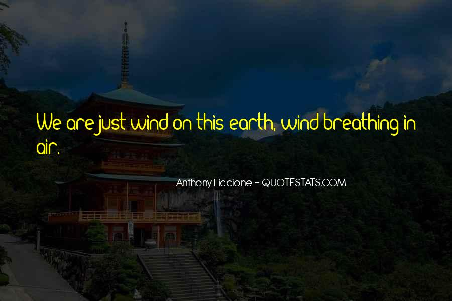 Quotes About Breathing In #216260
