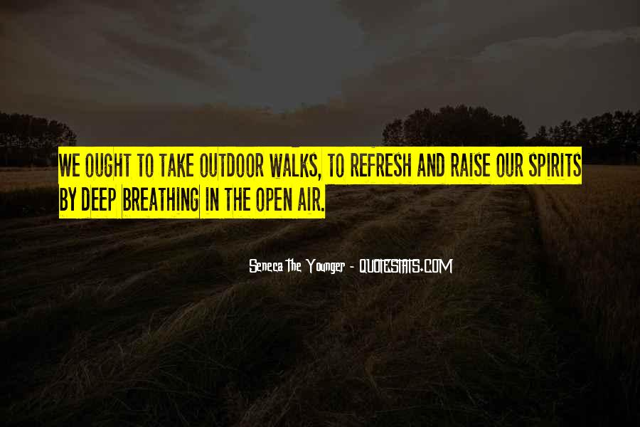 Quotes About Breathing In #39982