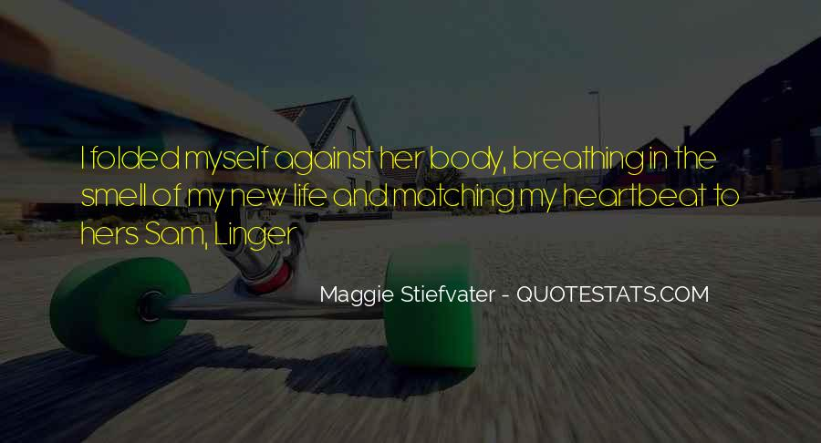 Quotes About Breathing In #51000