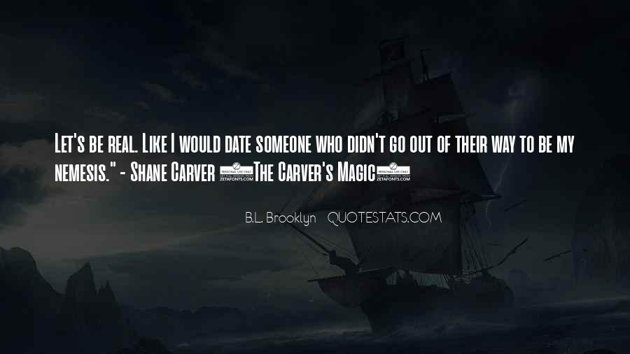 Carver's Quotes #1068784