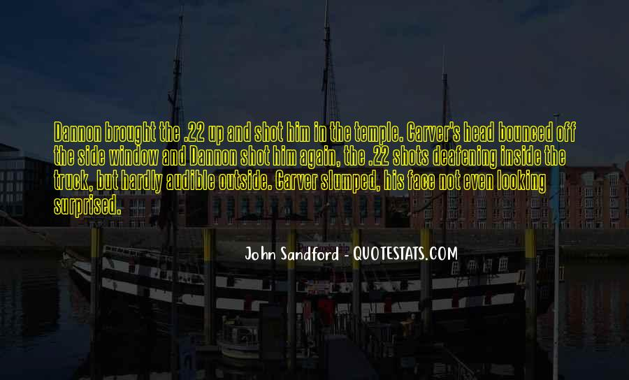 Carver's Quotes #1222799