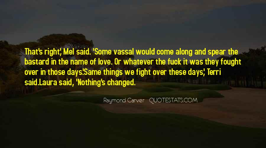 Carver's Quotes #1561131
