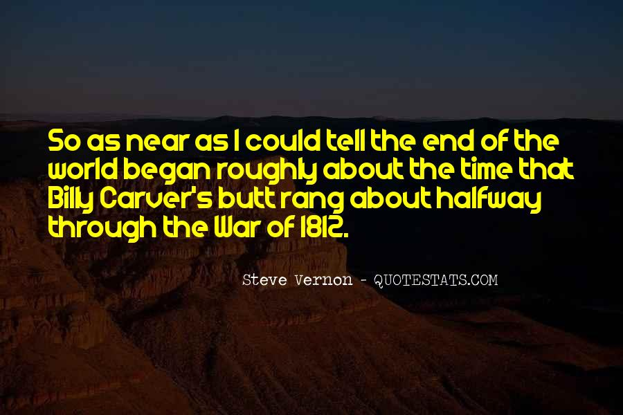 Carver's Quotes #1693115