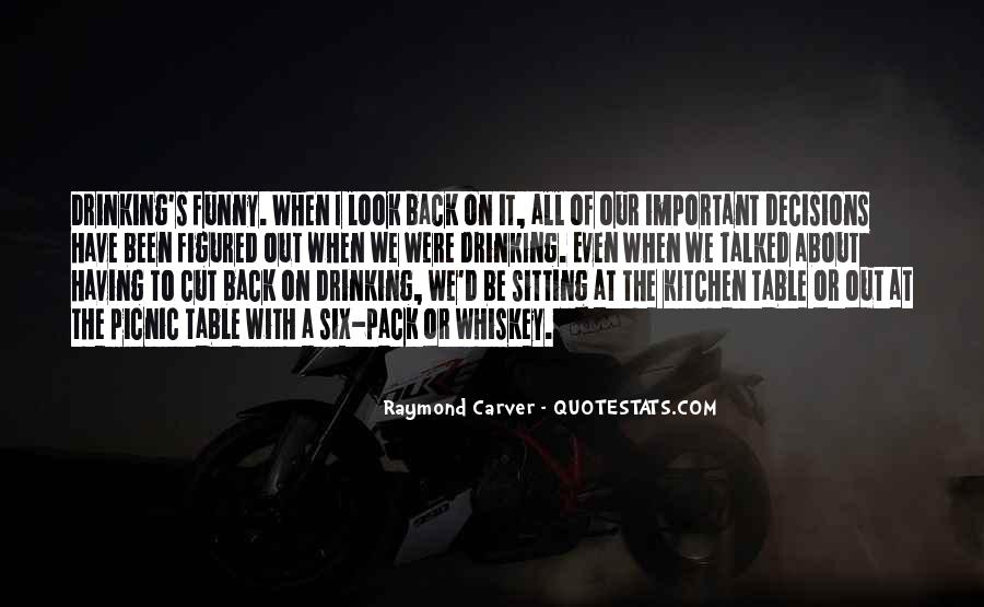 Carver's Quotes #242564