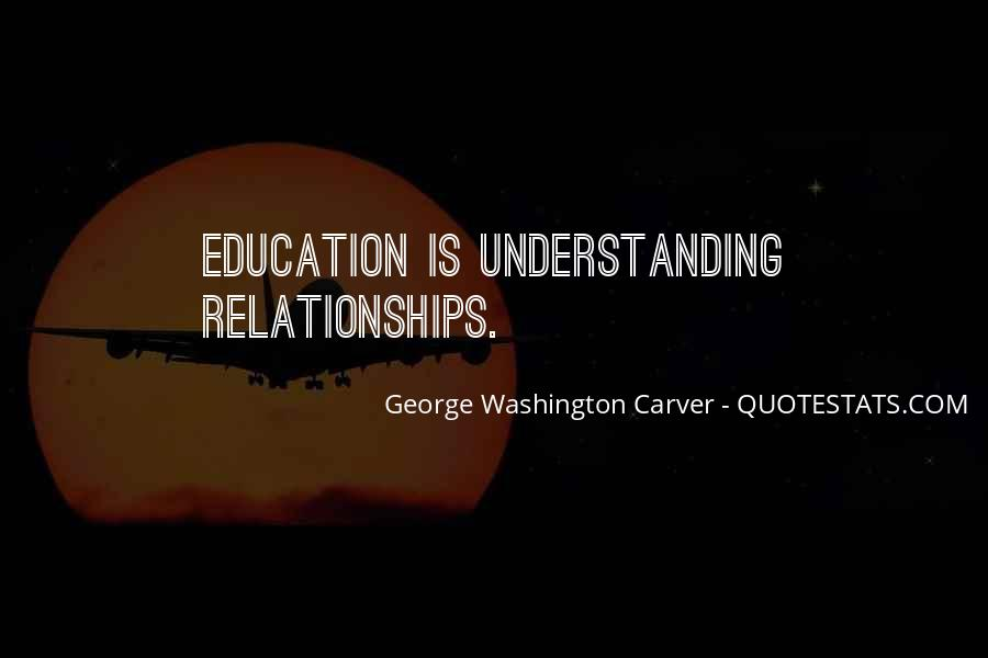 Carver's Quotes #347492