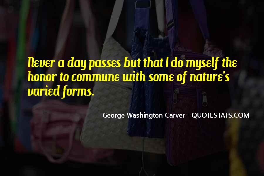 Carver's Quotes #465733