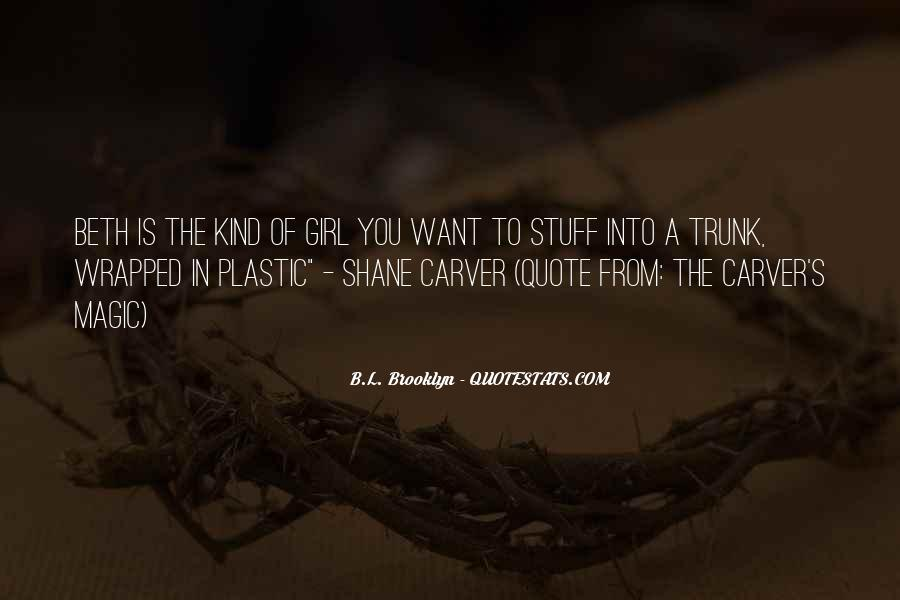 Carver's Quotes #503652