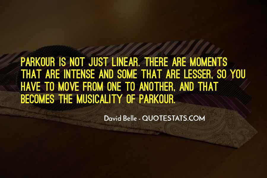 Quotes About Parkour #1016391