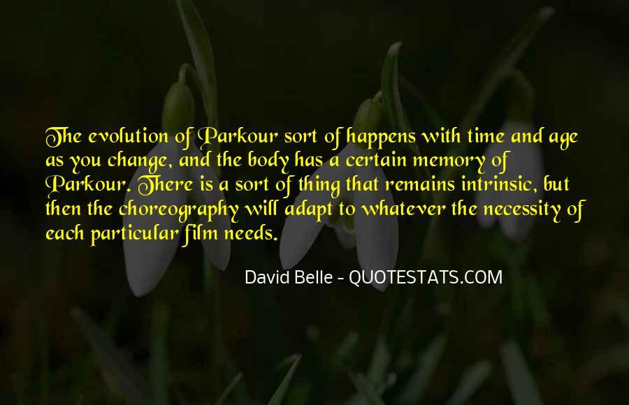 Quotes About Parkour #1310149