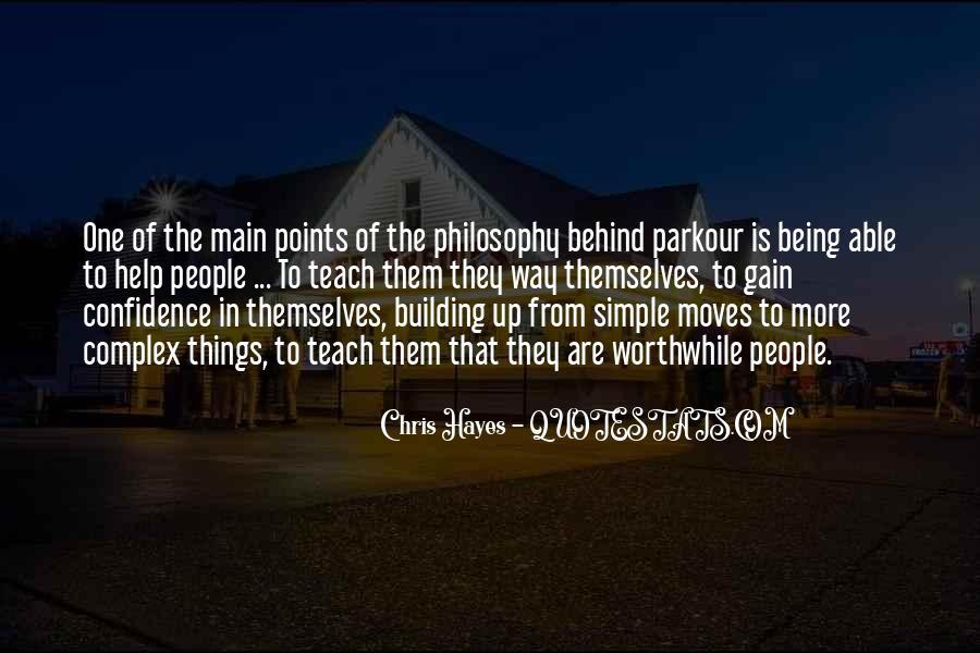 Quotes About Parkour #1609418