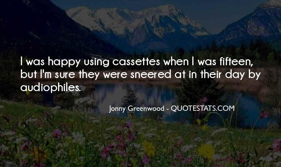 Cassettes Quotes #1271005