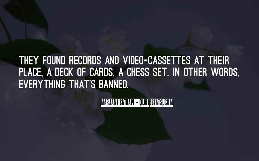 Cassettes Quotes #1793335