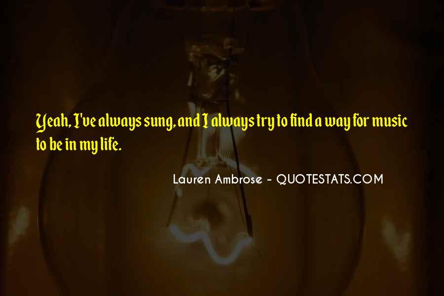 Cavalleria Quotes #126757