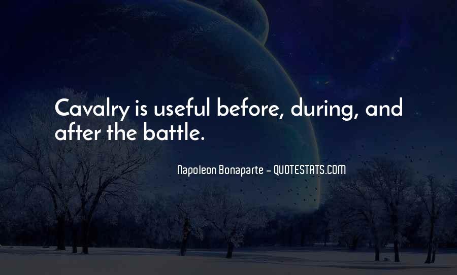 Cavalry's Quotes #1189387