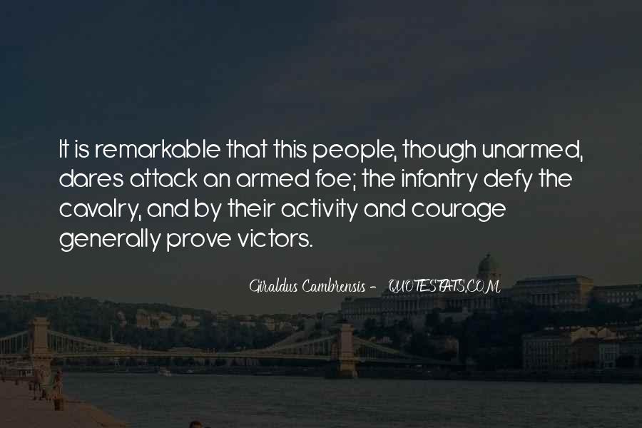Cavalry's Quotes #1320085