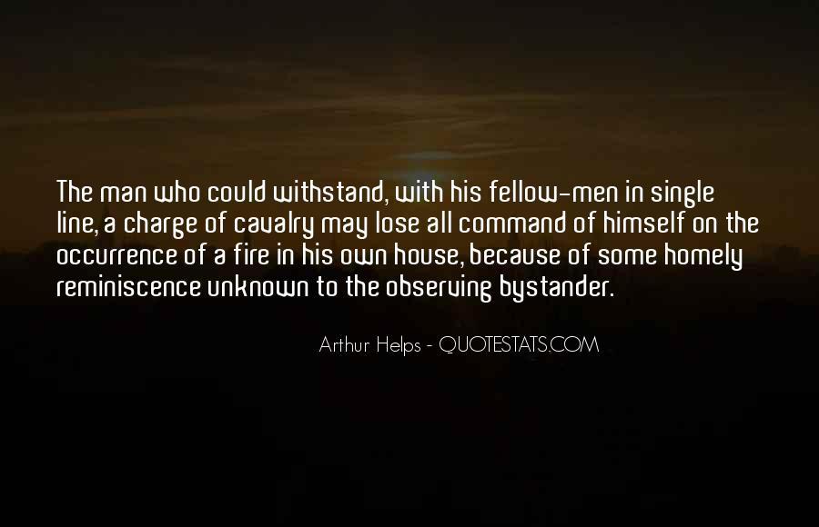 Cavalry's Quotes #1410393