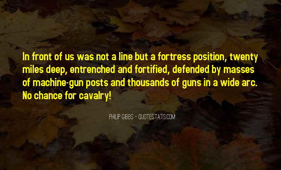 Cavalry's Quotes #143464