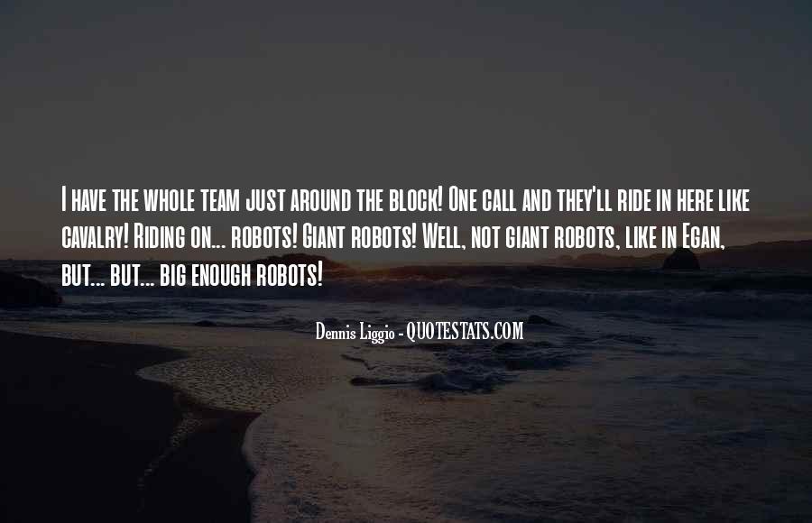 Cavalry's Quotes #1463741