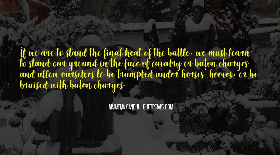Cavalry's Quotes #1539676