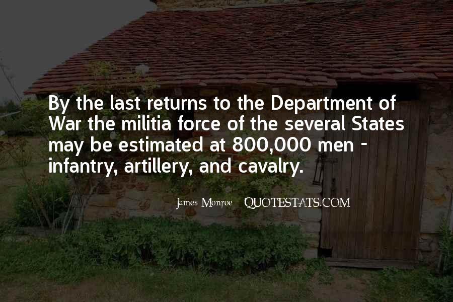 Cavalry's Quotes #1540145