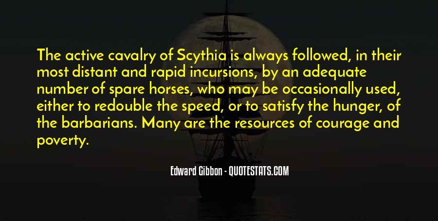 Cavalry's Quotes #1573246