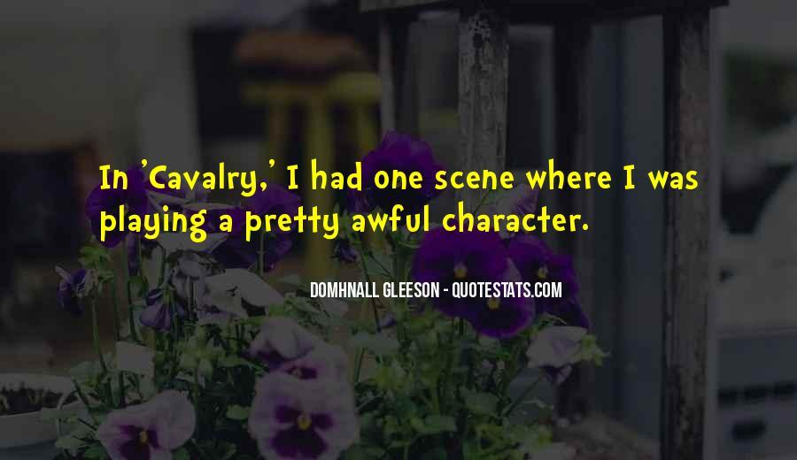 Cavalry's Quotes #1618922
