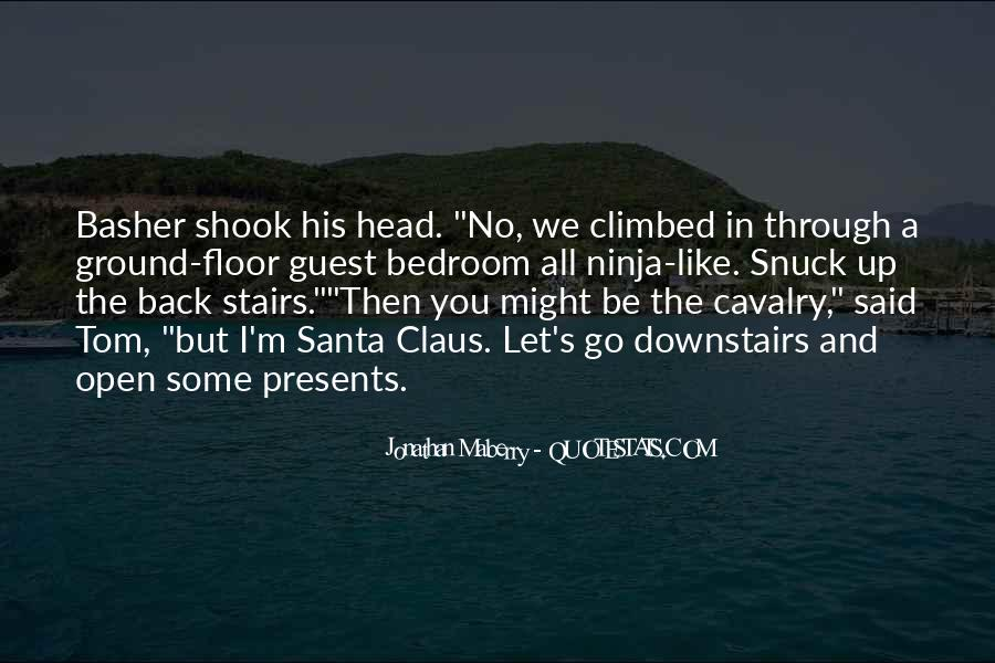 Cavalry's Quotes #166719
