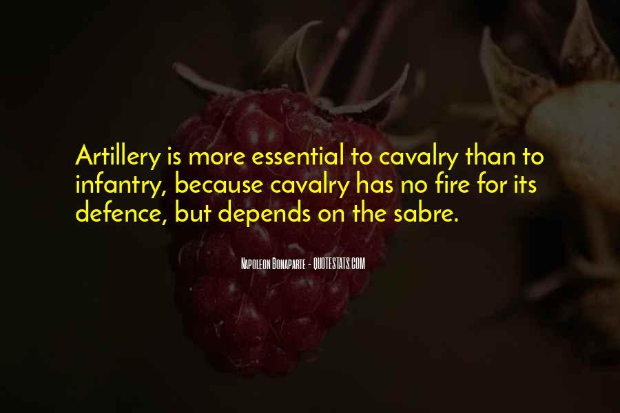 Cavalry's Quotes #1871514