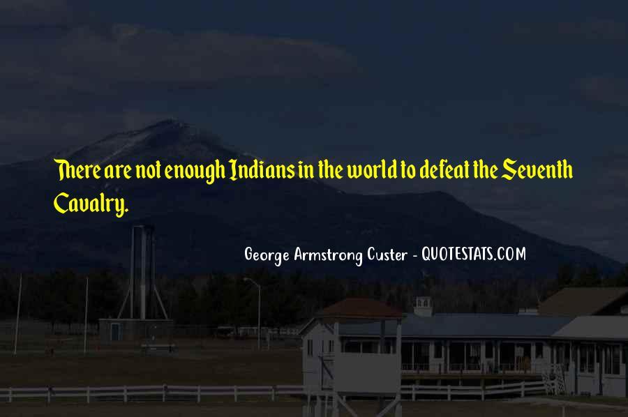 Cavalry's Quotes #316398