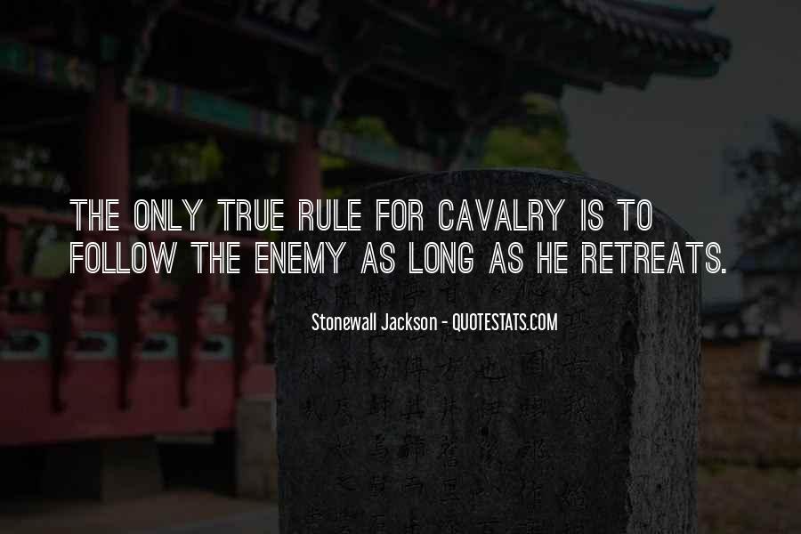 Cavalry's Quotes #402611