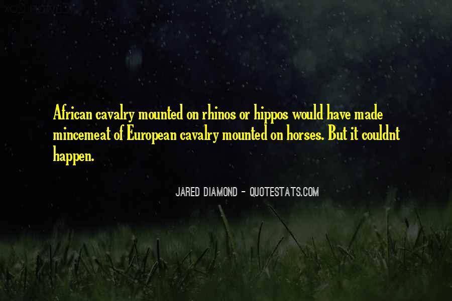 Cavalry's Quotes #605644