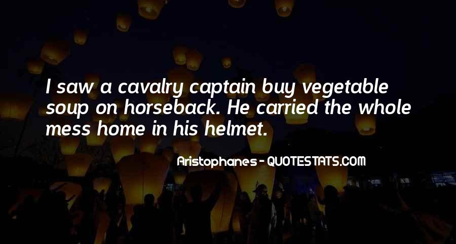 Cavalry's Quotes #745773