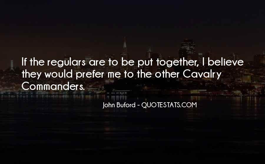 Cavalry's Quotes #778515