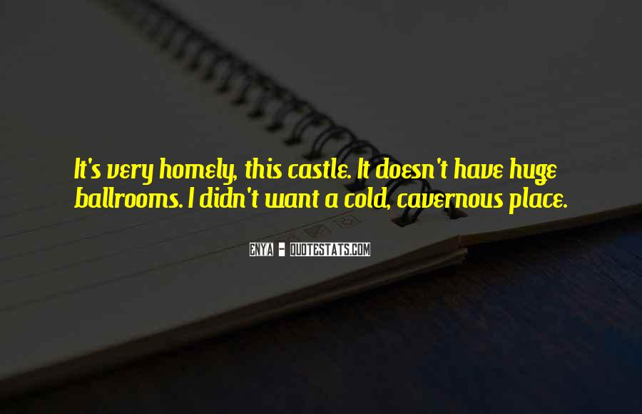 Cavernous Quotes #1514508