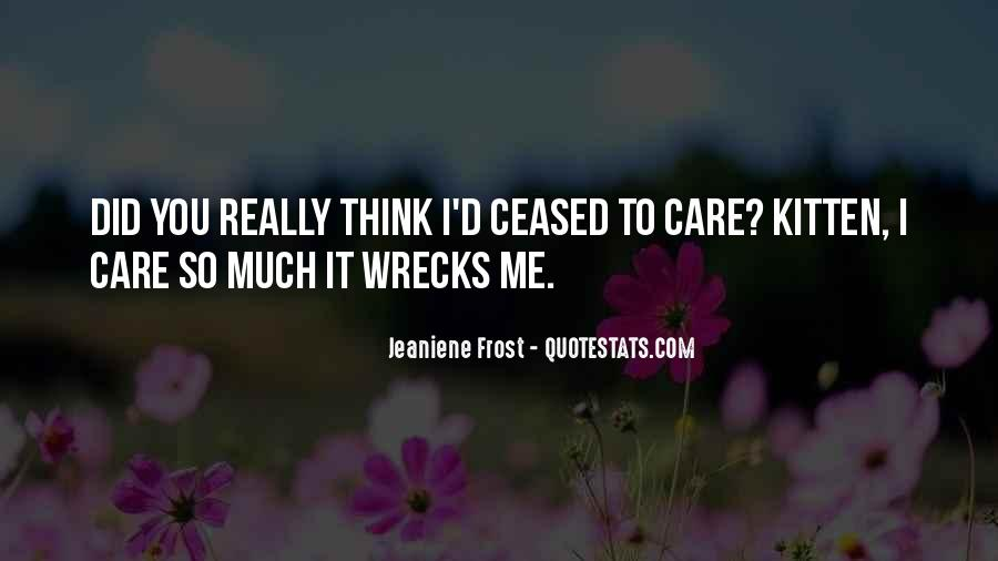 Ceased Quotes #278057