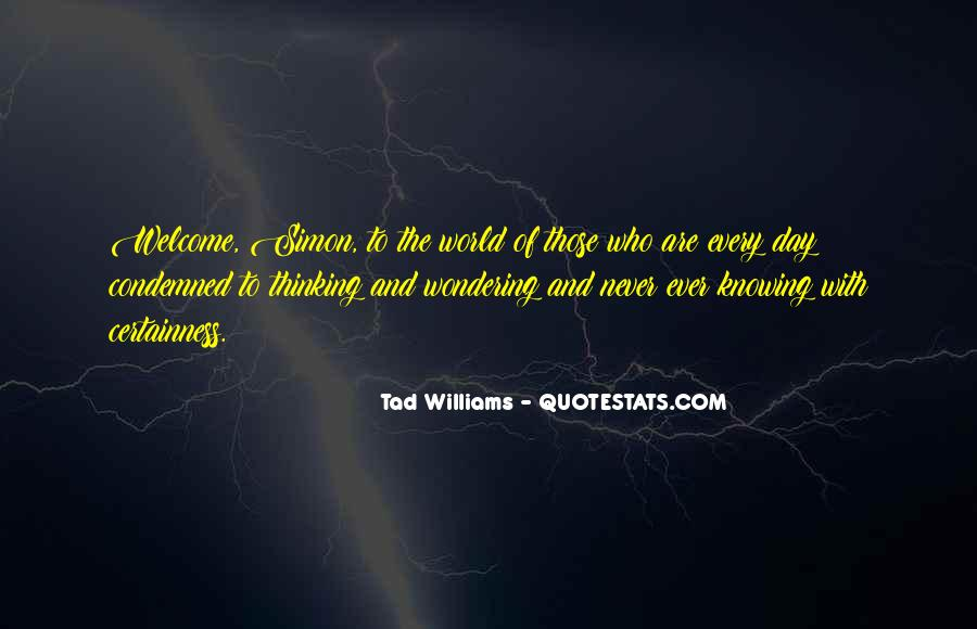 Certainness Quotes #1715900